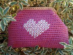Espacio Crochet: Monedero con boquilla
