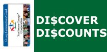Co-op Connections discounts available! Pharmacy savings ranging from 10-80 percent!