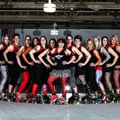 """Big CONGRATULATIONS to @rubbercityrollergirls on completing their apprenticeship program and becoming official @wftda members! We are so happy for our buddies """"down south!"""" #burningriverrollerderby #burningriver #brrd #burnburnburn #wftda #flattrack #flattrackrollerderby #rollerderby #derby #derbs #derbz #iamwftda #wearewftda #cleveland #cle #thisiscle #216 #440 #rollerskating #quads #onesizefitsall #happiness #beyourownhero #akron #330 #rcrg #rubbercity by burningriverrollerderby"""