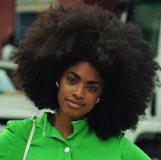 Natural hair has no limits
