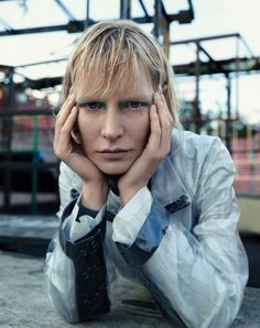 Twin Magazine Editorial FW 2013-14 - Kirsten Owen by Scott Trindle