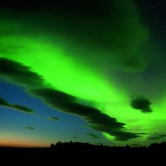 The Northern Lights from ION Luxury Adventure Hotel / Iceland