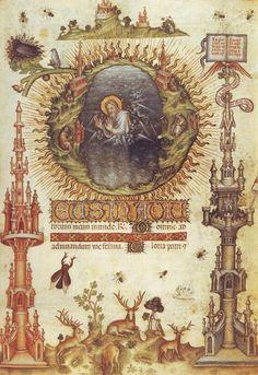 marinni | Giovannino de Grassi Алфавит и другие работы