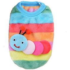 Pet Clothes,IEason Hot Sale! 2017 Pet Cat Dog Puppy Warm Knit Coat Clothes Vest Jacket Apparel Costume (XS, Multicolor) ** Details can be found by clicking on the image. (This is an affiliate link) #DogApparelAccessories