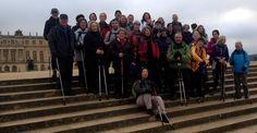 Itinéraire Marche nordique - Parc de Versailles - 12,5 km  http://marche-nordique-marly.blogspot.fr/2014/12/mardi-161214-parc-de-versailles-34.html