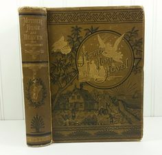 Golden Thoughts on Mother Home & Heaven by Rev Theo Cuyler, 1878 R C Treat…