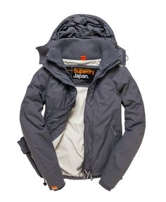Superdry Hooded Polar Windcheater
