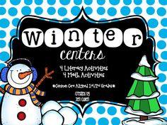 winter 2nd grade cen