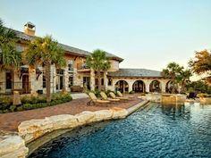 Gorgeous 6 bedroom, 6 Bath Home w. Luxury Estate, Luxury Life, Luxury Homes, Lake Travis, Resort Style, Beautiful Space, Estate Homes, My Dream Home, Swimming Pools