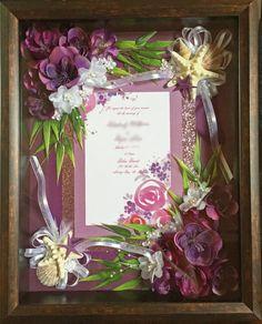 Wedding Gift Wedding Gift Ideas Unique Wedding by framedkeepsakes