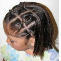 BLOG - Hairstyles by Mommy - - This blog is FULL of hair ideas for girls, complete w/ pictures and very detailed instructions. ♥ ♥ ♥