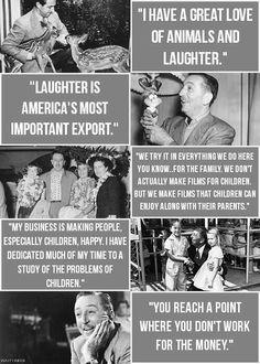 I love Walt Disney