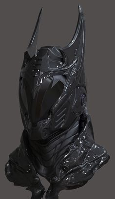 ArtStation - Realtime Batman (space redesign), Andy Brüning