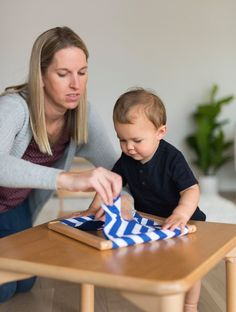 Babies who can pull up to a stand are unstoppable, trying to pull up on everything! Here are some safe tools to empower these almost-walkers. Programming For Kids, Montessori Activities, Everything, Babies, Tools, Babys, Instruments, Kids Programs, Baby
