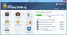 Steganos Privacy Suite 15 - бесплатная лицензия