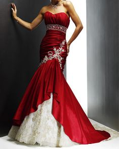 wedding dresses with color | Wedding dresses , Wedding gowns , wedding dress wholesale