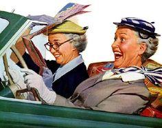 Art by Norman Rockwell Norman Rockwell Art, Rockwell Kent, Norman Rockwell Paintings, Vintage Ads, Vintage Posters, Vintage Humor, Vintage Pyrex, Vintage Girls, Vintage Illustration