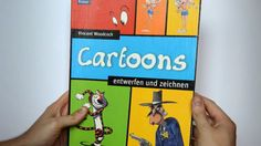 Flip Through - How to Draw and Paint Crazy Cartoon Characters by Vincent Woodcock Perspective Drawing, Figure Drawing, Art Education, Cartoon Characters, Storytelling, Book Art, Concept Art, Character Design, Teaching