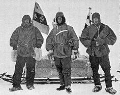 Antarctic Explorers: Robert F. Robert Falcon Scott, Captain Scott, Arctic Explorers, Research Images, Arctic Circle, Natural History, Cool Photos, Mountain Climbing, British Army