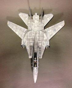 F-14A Tomcat - 1:48 by Daz