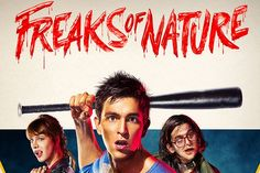 Freaks of Nature – Robbie Pickering