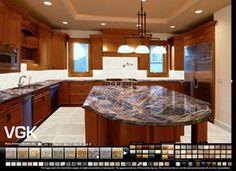Kitchen Design Anaheim, CA - Countertops - Backsplash - Remodel