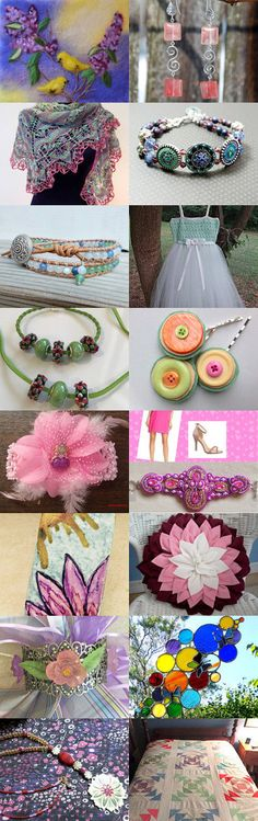 Many Shades Of Color by Elsie's Creative Designs by Lisa Cook on Etsy--Pinned+with+TreasuryPin.com