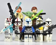Star Wars Buliding Block Star Wars Stormtrooper 8 Styles Mixed Star Wars Minifigure with Weapon Cards, $9.77 | DHgate.com