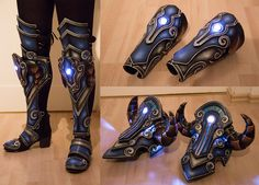 big bad pauldrons wow cosplay - Google Search