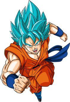 Son Goku Super Saiyan God Super Saiyan by Dark-Crawler on DeviantArt