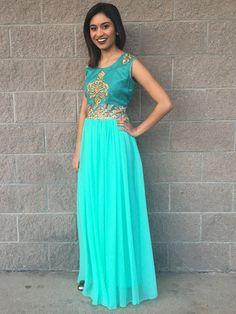 89075ea3b97 Long Gown Dress - Sarang Long Gown Dress