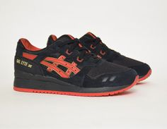 #Asics Gel Lyte III #Haters Valentine's Day #sneakers