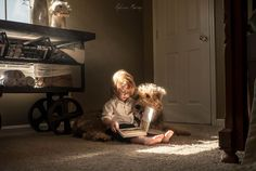 Reading Together by Adrian C. Murray on 500px