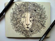 Doodle - O ócio criativo da ilustração