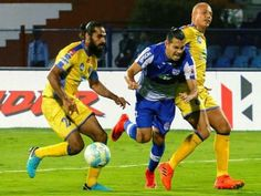 ISL 2018-19 -Bengaluru FC vs Kerala Blasters Live Streaming:ISL Live Scores,Team Line up XI Prediction,Where?,When? Watch on-line, soccer Prediction, News, Scores, TVs, Goals and updates. - LIVE ENTERTAINMENT TV listings for all live sports on World Sport Sunil Chhetri, Soccer Predictions, Sporting Live, Free Advertising, Football Match, Tvs, Lineup, Kerala, Scores