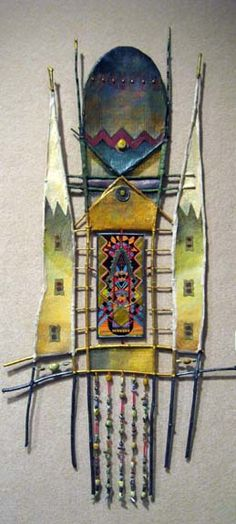Annoel Krider is one of the Adirondack weavers creating these...