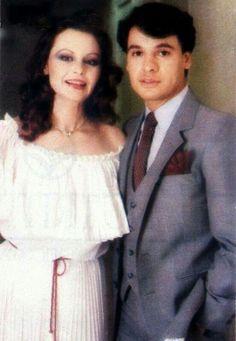 Rocio Durcal y Juan Gabriel