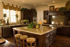 traditional kitchens | Tuscan Kitchen - traditional - kitchen - san diego - by Designed ...
