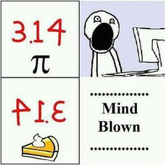 Pi Day Hilarious March 14th