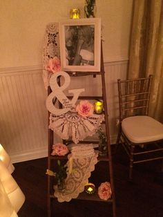 Wedding Ladder