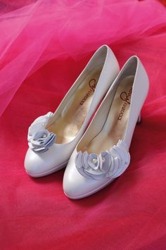 Zarita #schoenclip #trouwschoenen  #bruidsschoenen