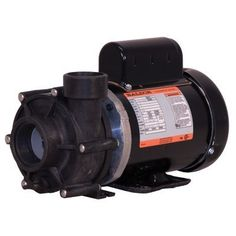 "ValuFlo 1000 Series Pump - 5100 gph by Sequence Pumps, Inc.. $424.00. The 1000 series has set the standard by which all others are measured. Perfect blend of medium pressure and ample flow for the majority of ponds. Motor is totally-enclosed and fan-cooled for durability. Made in the USA115V or 230V MotorSupplied with 8' cord18 month limited warranty Pump Specifications Inlet 1.5"" Outlet 1.5"" Max Flow Rate 5100 GPH Max Head 22' Watts 293 Amps 2.6 Cable Length 8' War..."
