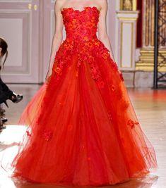Phenomenal Fashion — Zuhair Murad Fall 2012 Couture