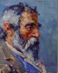 Dadone by John Peter Russell John Peter, Australian Painting, Great Paintings, Henri Matisse, Vincent Van Gogh, Color Theory, Humane Society, Impressionist, Documentaries
