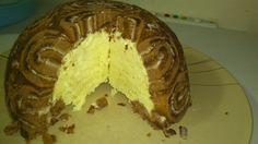 Receitas da Carlita: Cassata de torta de chocolate e gelado de baunilha