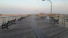 Jones Beach Boardwalk... (photo credit: Kerry Hill)