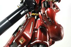 [MG] SAZABI Ver.Ka 金屬件+機槍組 | 玩具人Toy People News