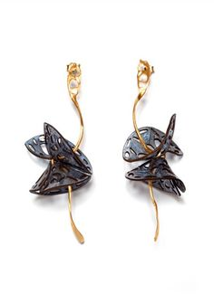 Maria Tsimpiskaki Ios earrings