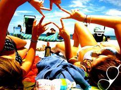 Summer Beach Babe