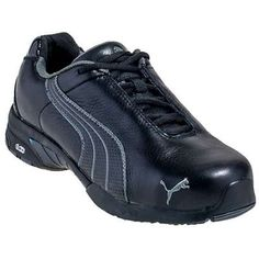 PUMA Women's Shoes - Puma Shoes: Womens Black Steel Toe Heat Resistant ESD Athletic Shoes - Womens Steel Toe Shoes - Footwear - Find deals and best selling products for PUMA Shoes for Women Nike Outfits, Steel Toe Tennis Shoes, Casual Sneakers, Sneakers Fashion, Casual Shoes, Best Shoes For Men, Kinds Of Shoes, Pumas Shoes, Trendy Shoes